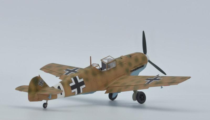 Série Bf 109 versions rares - Page 3 Bf_10984