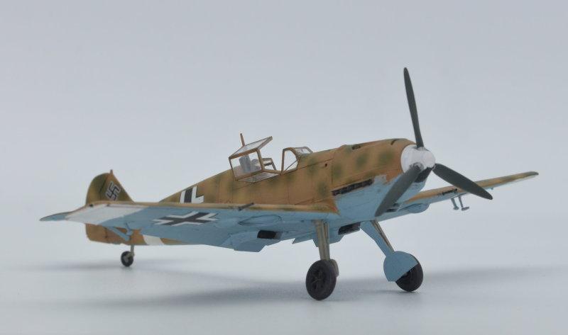 Série Bf 109 versions rares - Page 3 Bf_10987