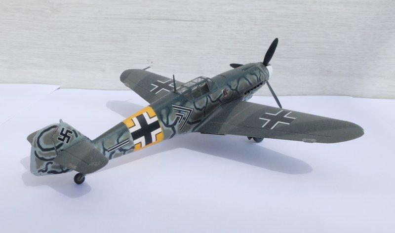 Série Bf 109 versions rares - Page 3 Bf_10994