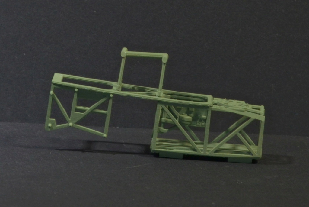 Westland Lysander Mk III SD - Dora Wings - 1/72 Cockpi29