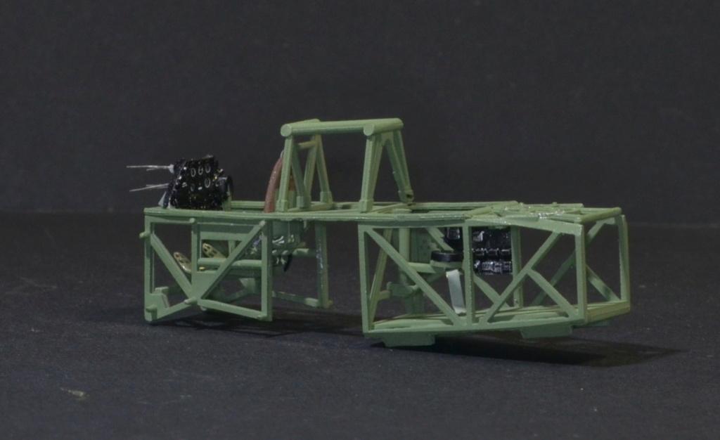 Westland Lysander Mk III SD - Dora Wings - 1/72 Cockpi35
