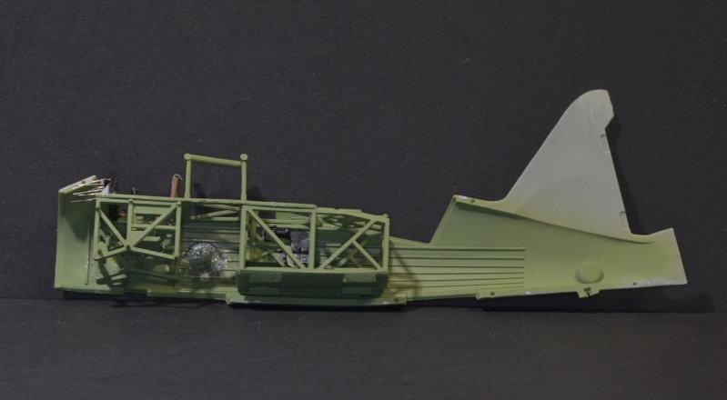 Westland Lysander Mk III SD - Dora Wings - 1/72 Cockpi36