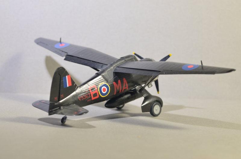 Westland Lysander Mk III SD - Dora Wings - 1/72 - Page 2 Croix_60