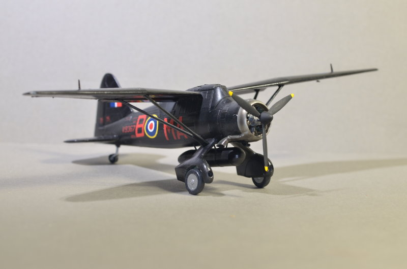 Westland Lysander Mk III SD - Dora Wings - 1/72 - Page 2 Croix_61
