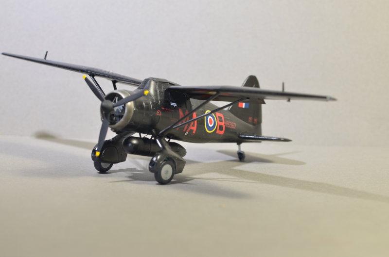 Westland Lysander Mk III SD - Dora Wings - 1/72 - Page 2 Croix_62