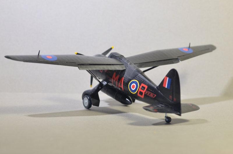 Westland Lysander Mk III SD - Dora Wings - 1/72 - Page 2 Croix_63