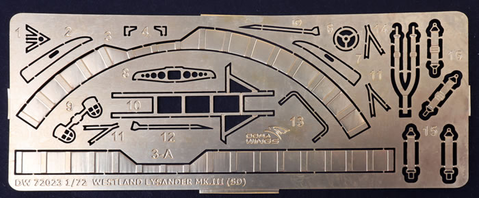 Westland Lysander Mk III SD - Dora Wings - 1/72 Dzotai20