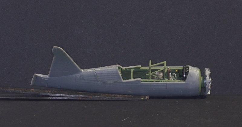 Westland Lysander Mk III SD - Dora Wings - 1/72 Fusela23