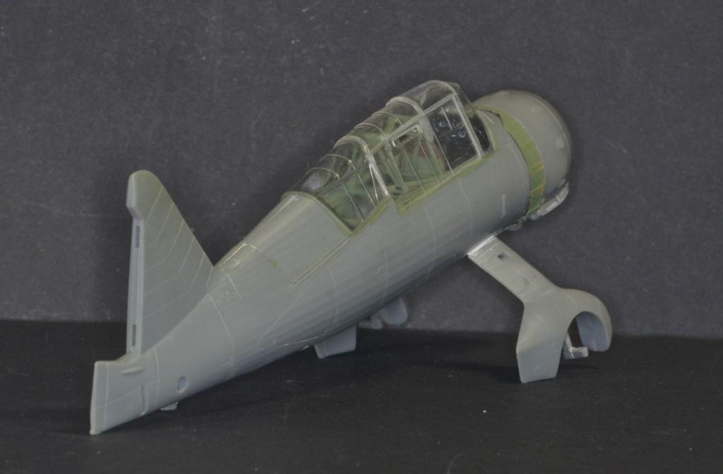 Westland Lysander Mk III SD - Dora Wings - 1/72 - Page 2 Fusela26