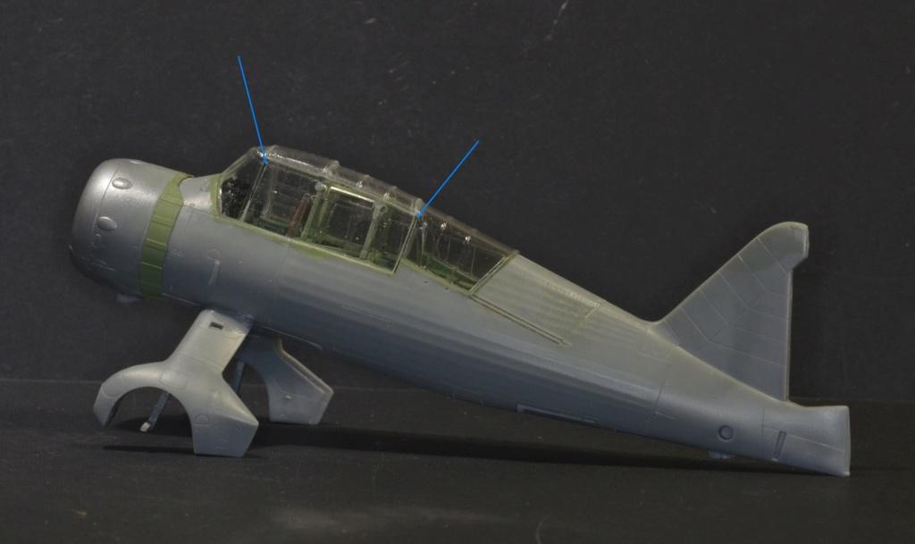 Westland Lysander Mk III SD - Dora Wings - 1/72 - Page 2 Fusela30