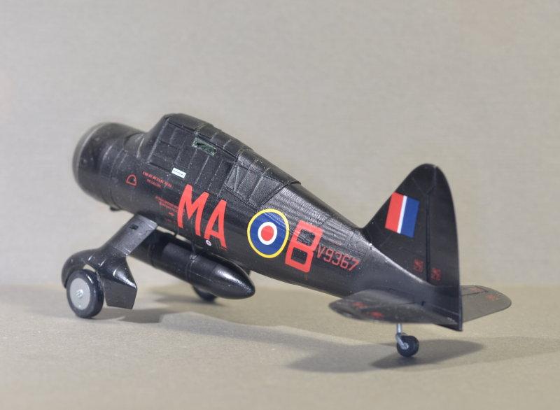 Westland Lysander Mk III SD - Dora Wings - 1/72 - Page 2 Fusela35
