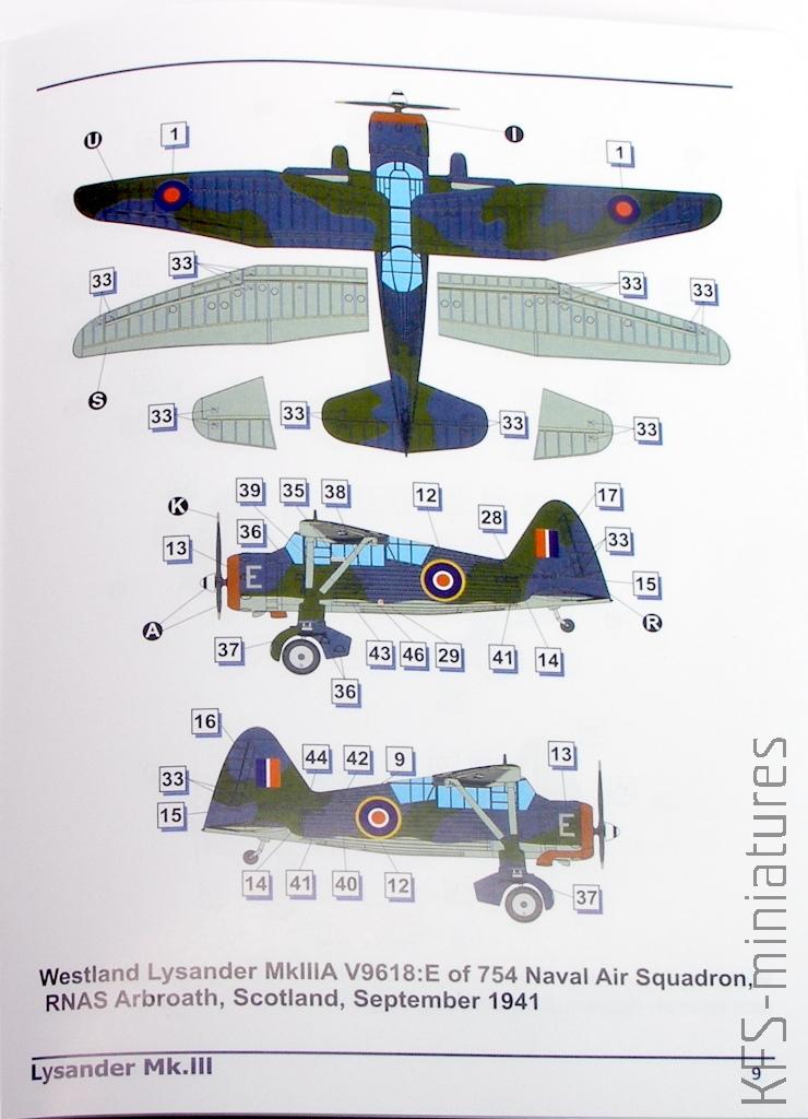 Westland Lysander Mk III SD - Dora Wings - 1/72 Lysand13