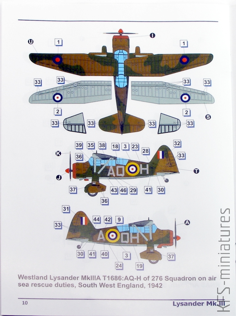 Westland Lysander Mk III SD - Dora Wings - 1/72 Lysand15