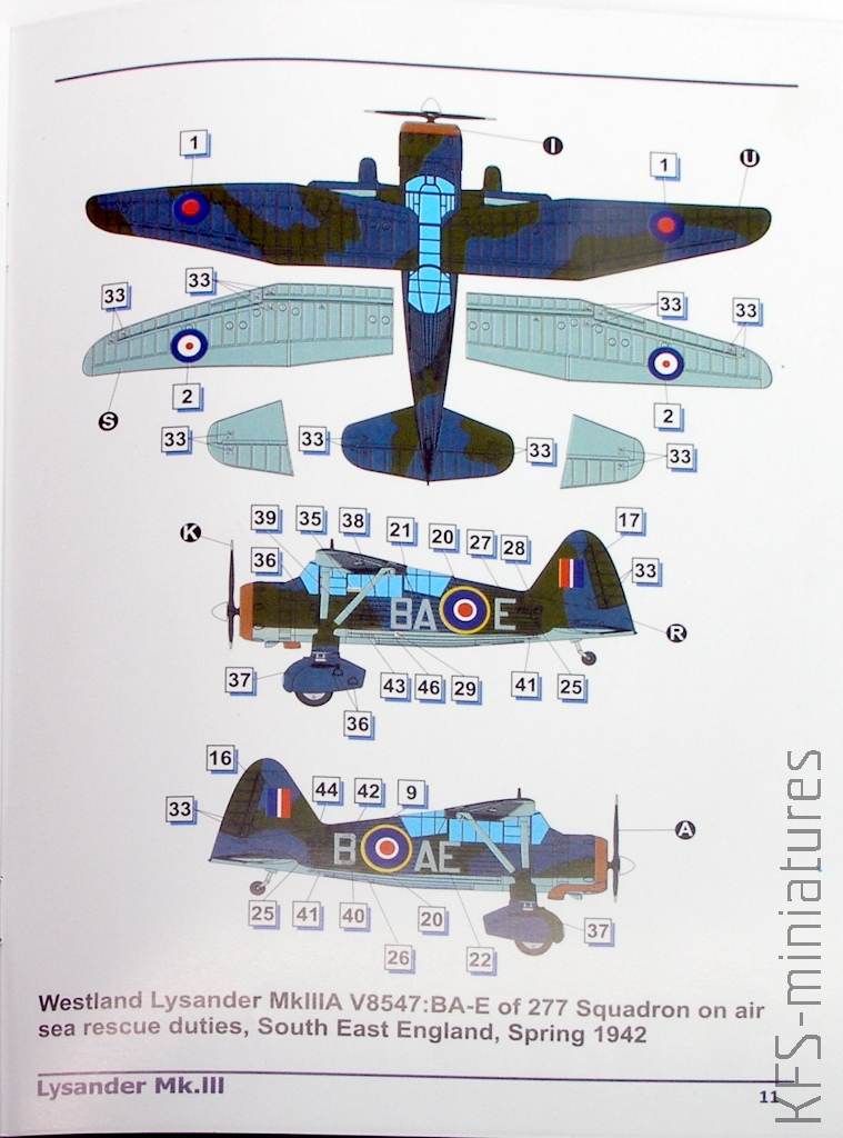 Westland Lysander Mk III SD - Dora Wings - 1/72 Lysand16