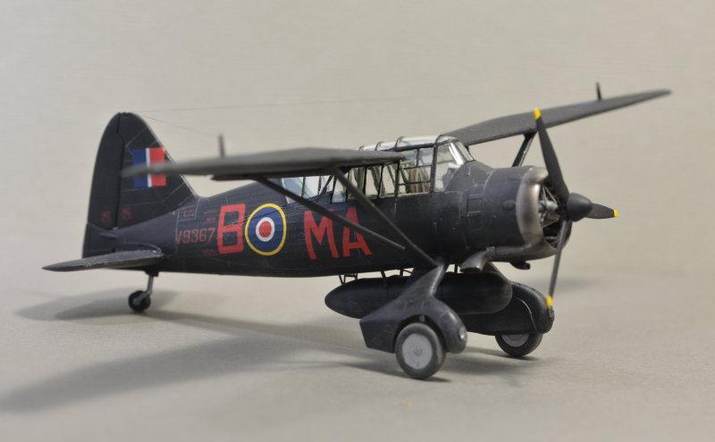 Westland Lysander Mk III SD - Dora Wings - 1/72 - Page 2 Lysand18