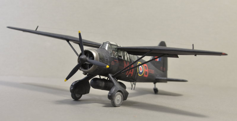 Westland Lysander Mk III SD - Dora Wings - 1/72 - Page 2 Lysand19