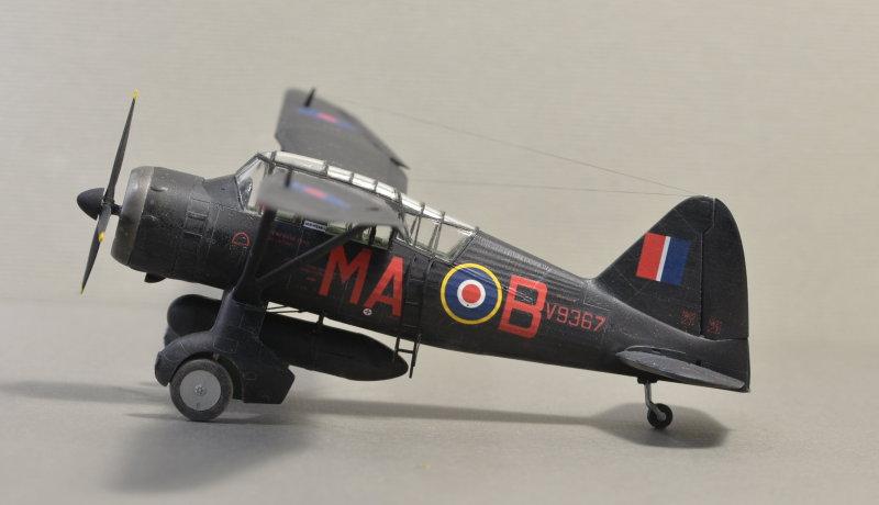 Westland Lysander Mk III SD - Dora Wings - 1/72 - Page 2 Lysand21