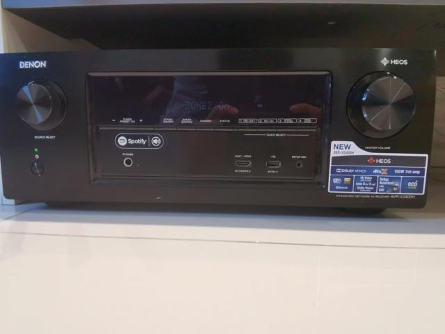 Chario Reflex Prima Floorstand + Denon AVR X2400 (Used) Img_2027