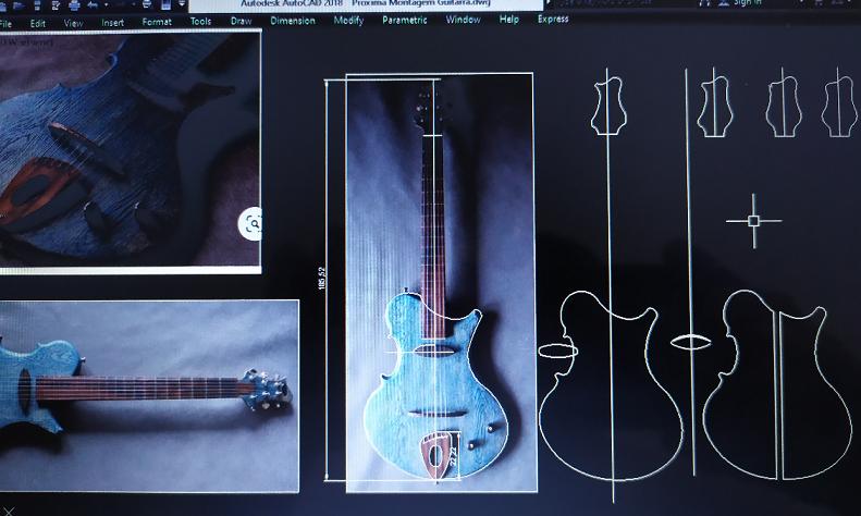 Nova tentativa - Guitarra Projet10
