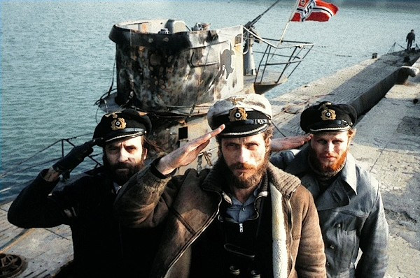 military - NEW PRODUCT: DiD: D80148 WWII German U-Boat Commander- Lehmann Das-bo10