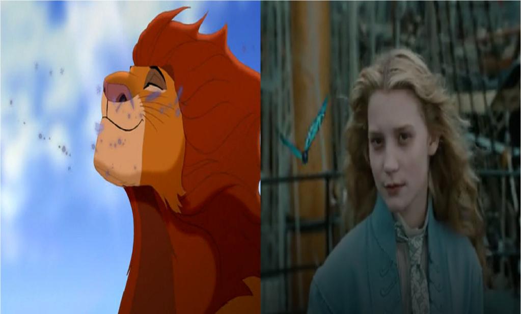 las comparaciones y coincidencias de: El Rey León 2, MLP, Alice in Wonderland y The LEGO Movie (2014) Desped10