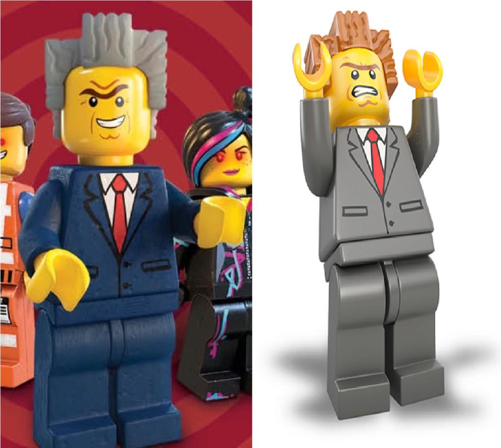 las comparaciones y coincidencias de: El Rey León 2, MLP, Alice in Wonderland y The LEGO Movie (2014) Rb10