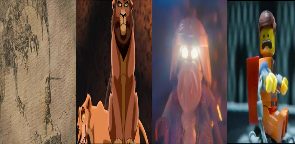 las comparaciones y coincidencias de: El Rey León 2, MLP, Alice in Wonderland y The LEGO Movie (2014) Sin_tz10
