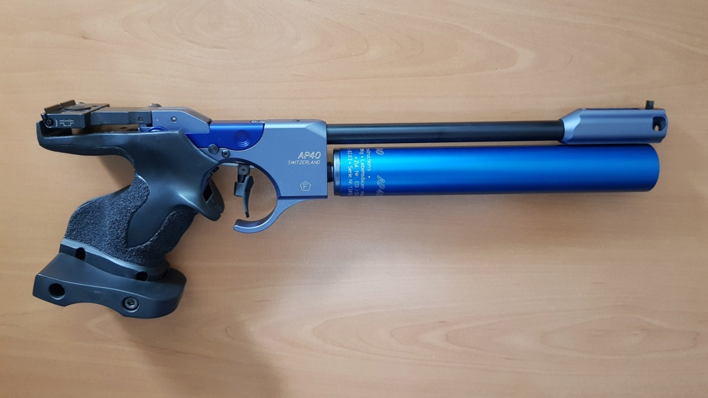 Dan Wesson 715 bille !!!! Hammer11