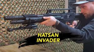 Carabine semi auto HATSAN INVADER Hatsan10