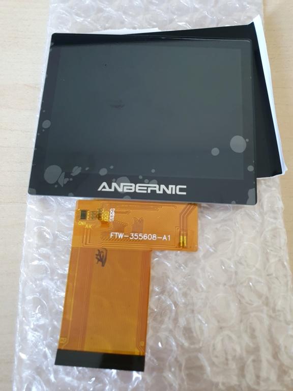 Soucis Pixel RG350M neuve 20200711
