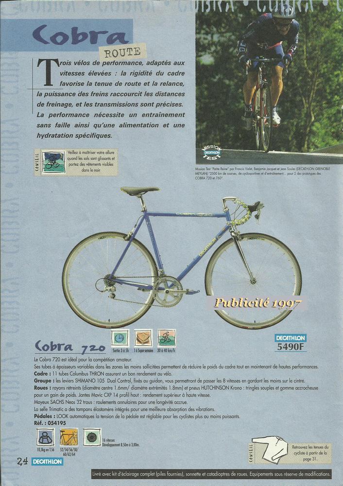 Décathlon Cobra 720  Chahum10