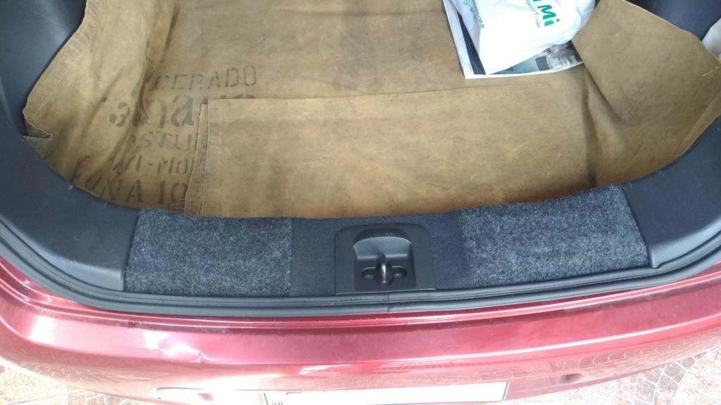 Proteção porta malas Livina P_202014