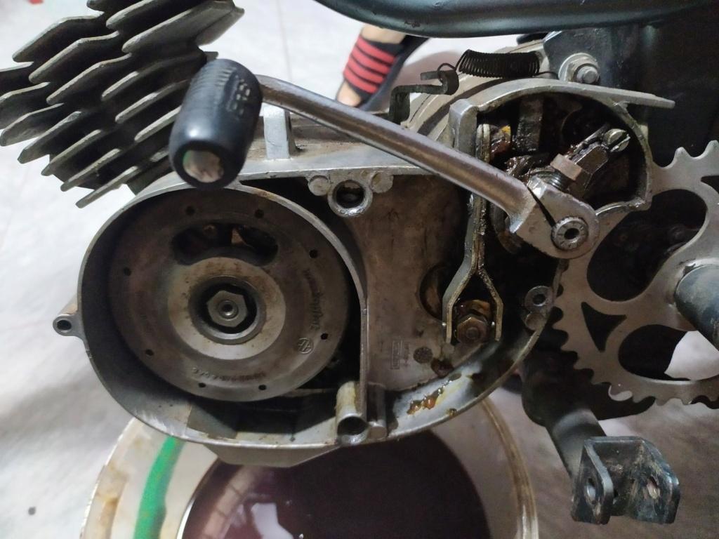 Derbi Cross 50V4 - MOTOR Whatsa31
