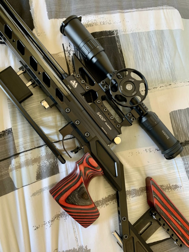My Air Arms S400 a moi 410