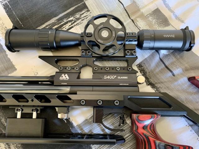 My Air Arms S400 a moi 510