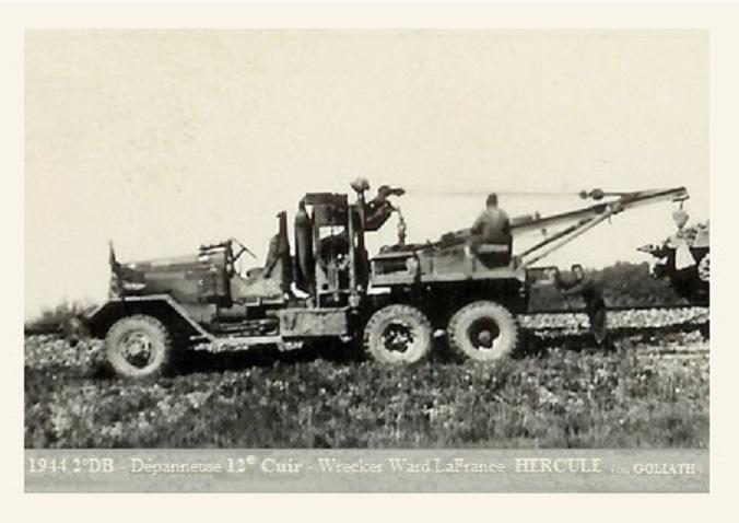 partage mémoire André LECLERC Sgt-MdL ?  Groupe G.T.R  2°DB - Page 2 1944_210