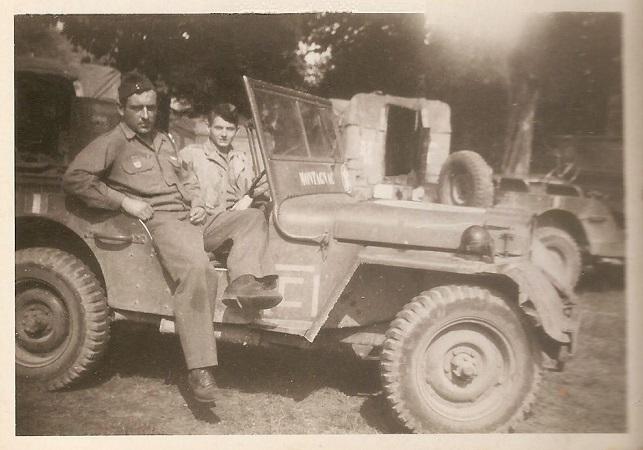 partage mémoire André LECLERC Sgt-MdL ?  Groupe G.T.R  2°DB - Page 2 1945-010