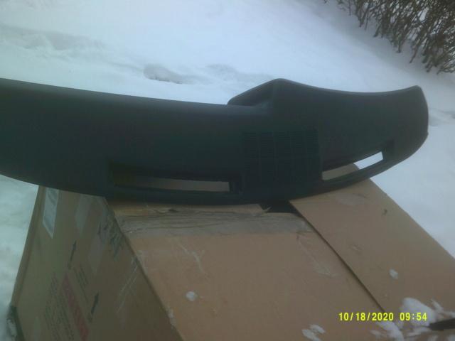 1973 chevelle black ac dash pad for sale 00110