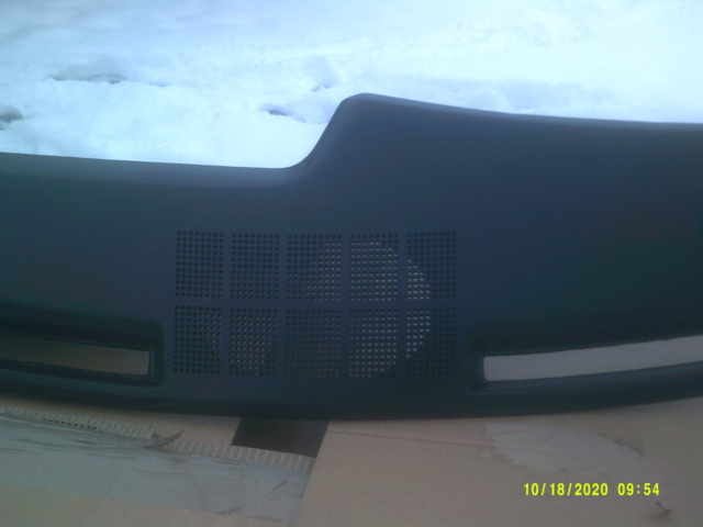 1973 chevelle black ac dash pad for sale 00210