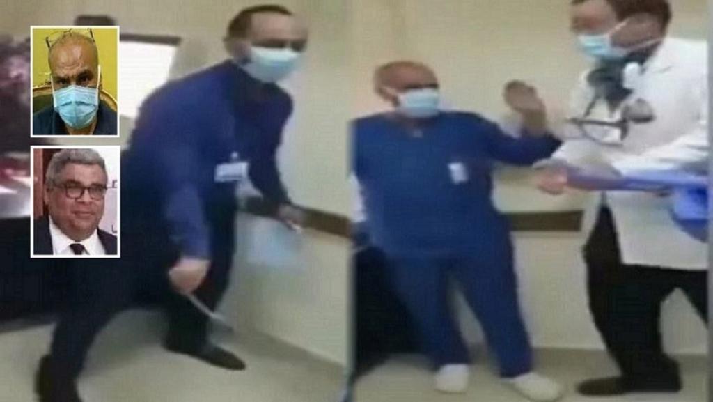 أول رد من الطبيب الذي أمر ممرضه بالسجود لكلبه.. شاهد الفيديو Ae96ac10