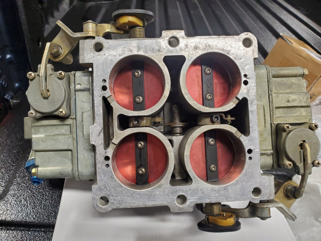 Pro Systems 1050 Dominator  (SOLD) Carb210