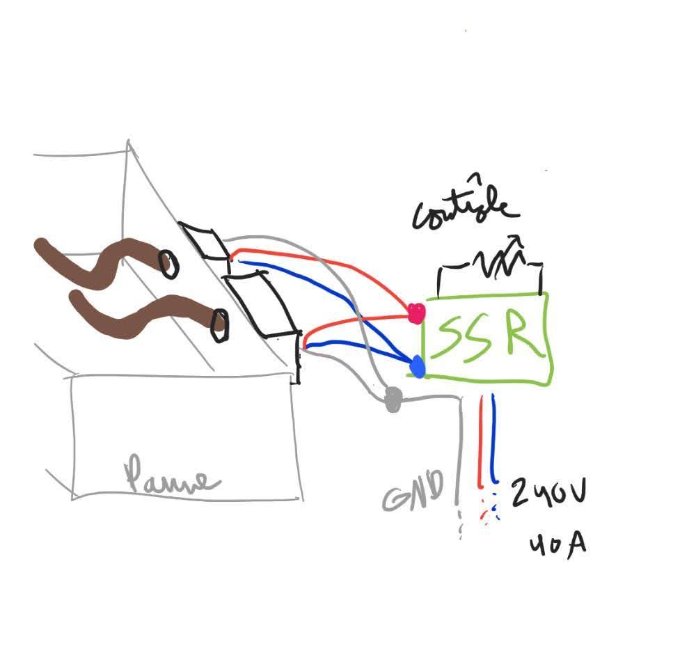 DIY évaporateur électrique avec des éléments chauffants submergés Notes_10