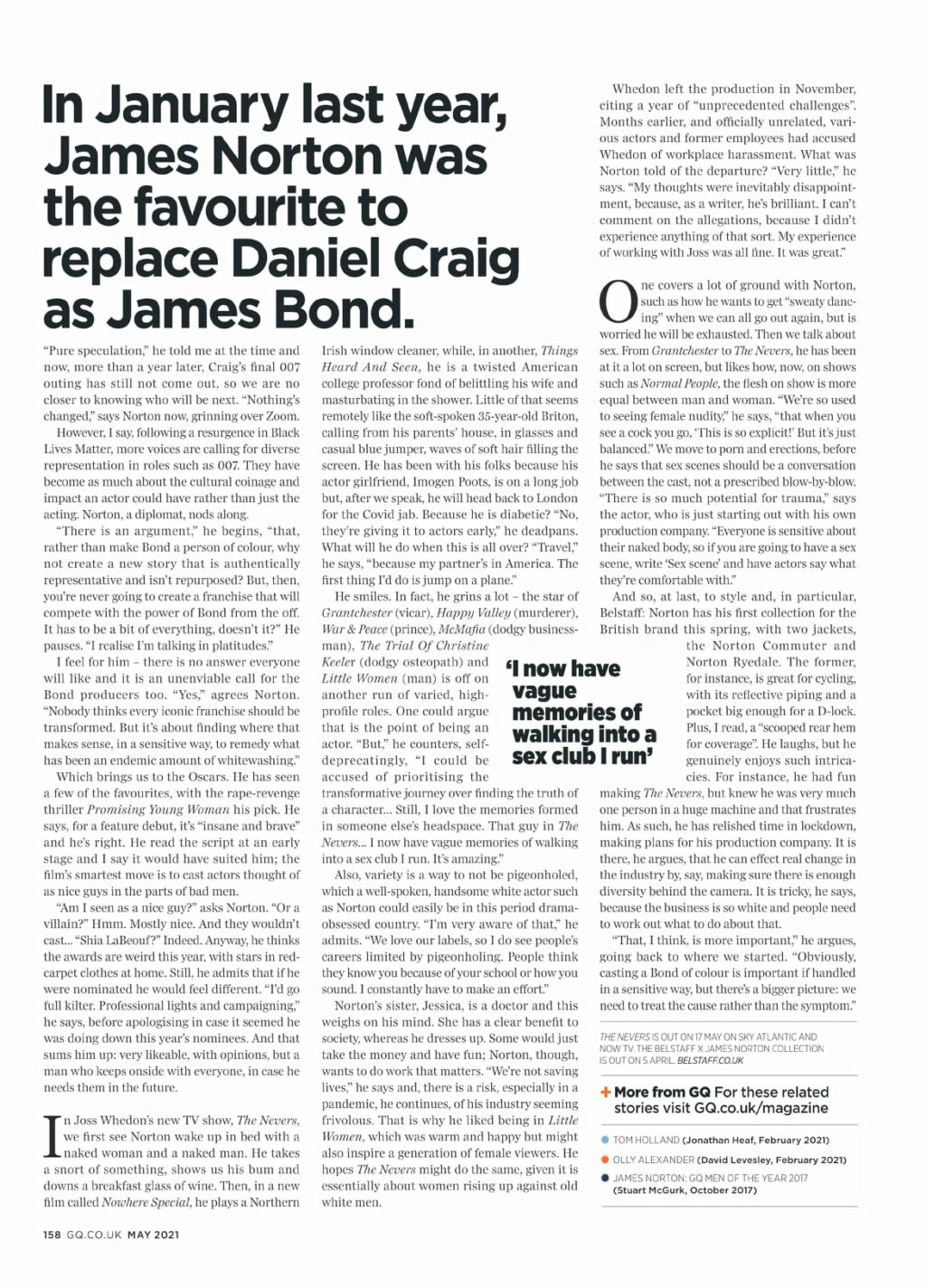 """James Norton, un acteur """"classique"""" audacieux - Page 16 16739210"""