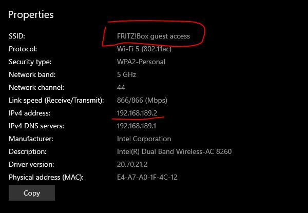 Creazione VLAN (separare reti) Guest_10
