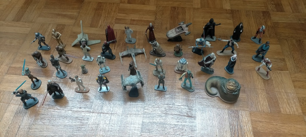 estimation collection figurines éditions atlas  Figuri10