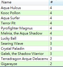 Updates on RUB Aggro Deck Rub_pa11