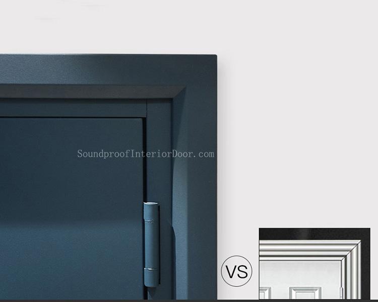 Modern Steel Door Tempered Hotel Sound Insulation Wooden Door Prices 57802e10