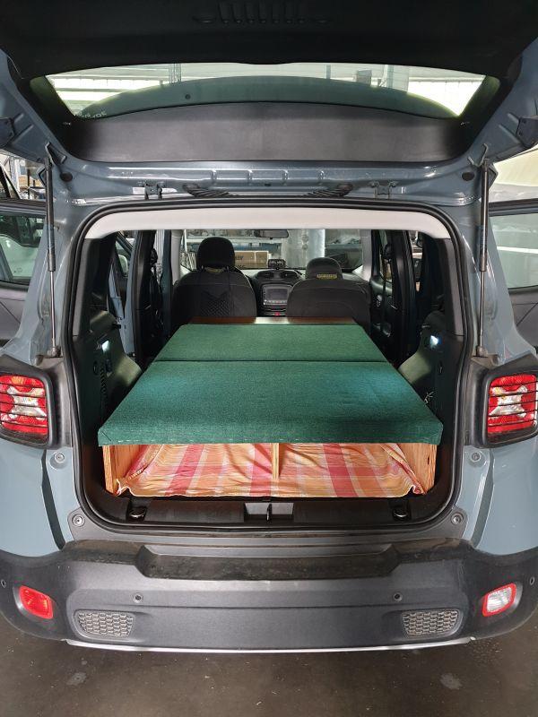 La mia Jeep Renegade 2WD 20200812