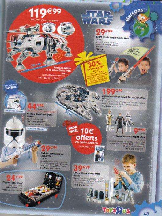Toutes les nouveautées Star Wars 110