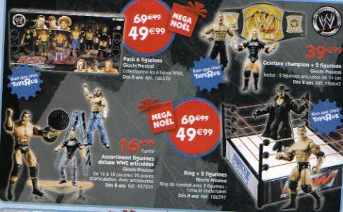 Figurines WWE 510